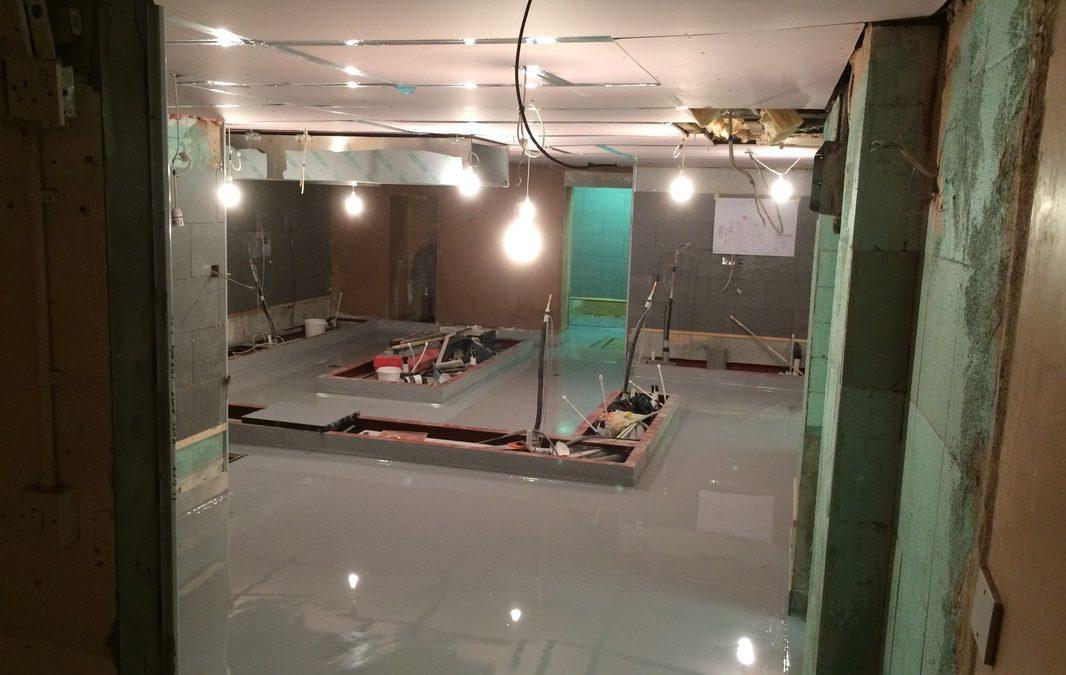 Epoxy Flooring For Restaurants UK