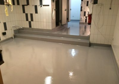 Epoxy Flooring For Commercial Kitchens